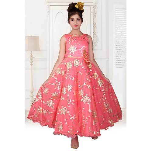 Girls Designer Gown