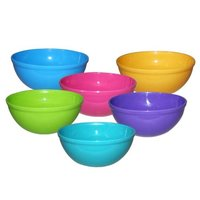 Microwave Safe Plastic Bowl Set Sigma 500