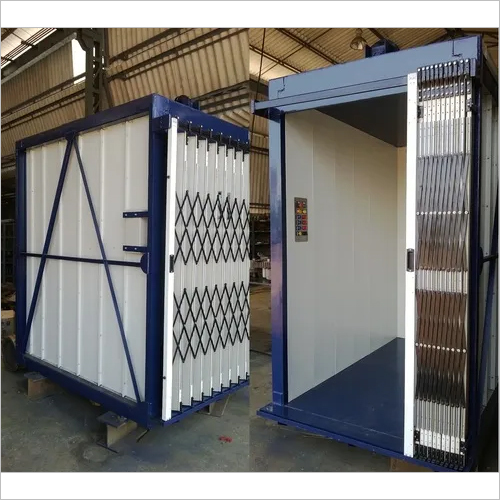 Freight Elevators (Goods Lifts)