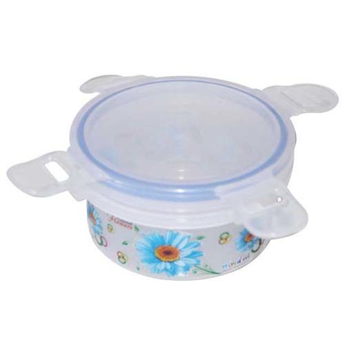 Plastic Printed Microwave Safe Multi Purpose Container KLICK n SEAL 250