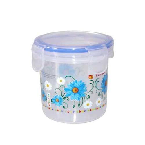 Plastic Printed Microwave Safe Container KLICK n SEAL 300