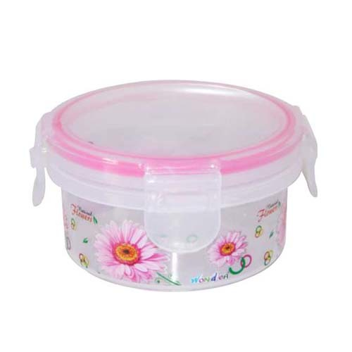 Plastic Printed Microwave Safe Container KLICK n SEAL 400