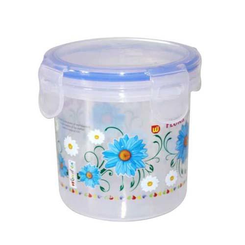 Plastic Printed Microwave Safe Container KLICK n SEAL 500