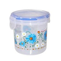 Plastic Printed Microwave Safe Container KLICK n SEAL 500