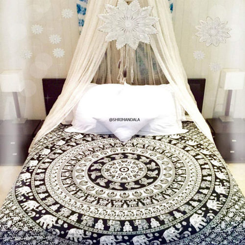 Queen Mandala Bedding Set