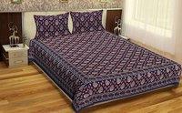 Hand Block Sanganeri Print Mandala Indian Bohemian Wall Hanging bedsheet bedspread Tapestry