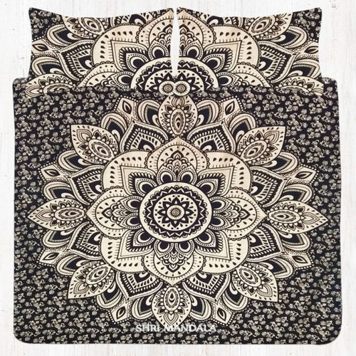 Twin Mandala Bedding Sets