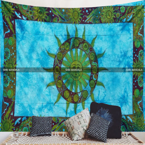 Sun and Moon Tapestries