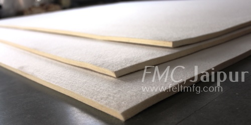 Carbonised Felt Sheet