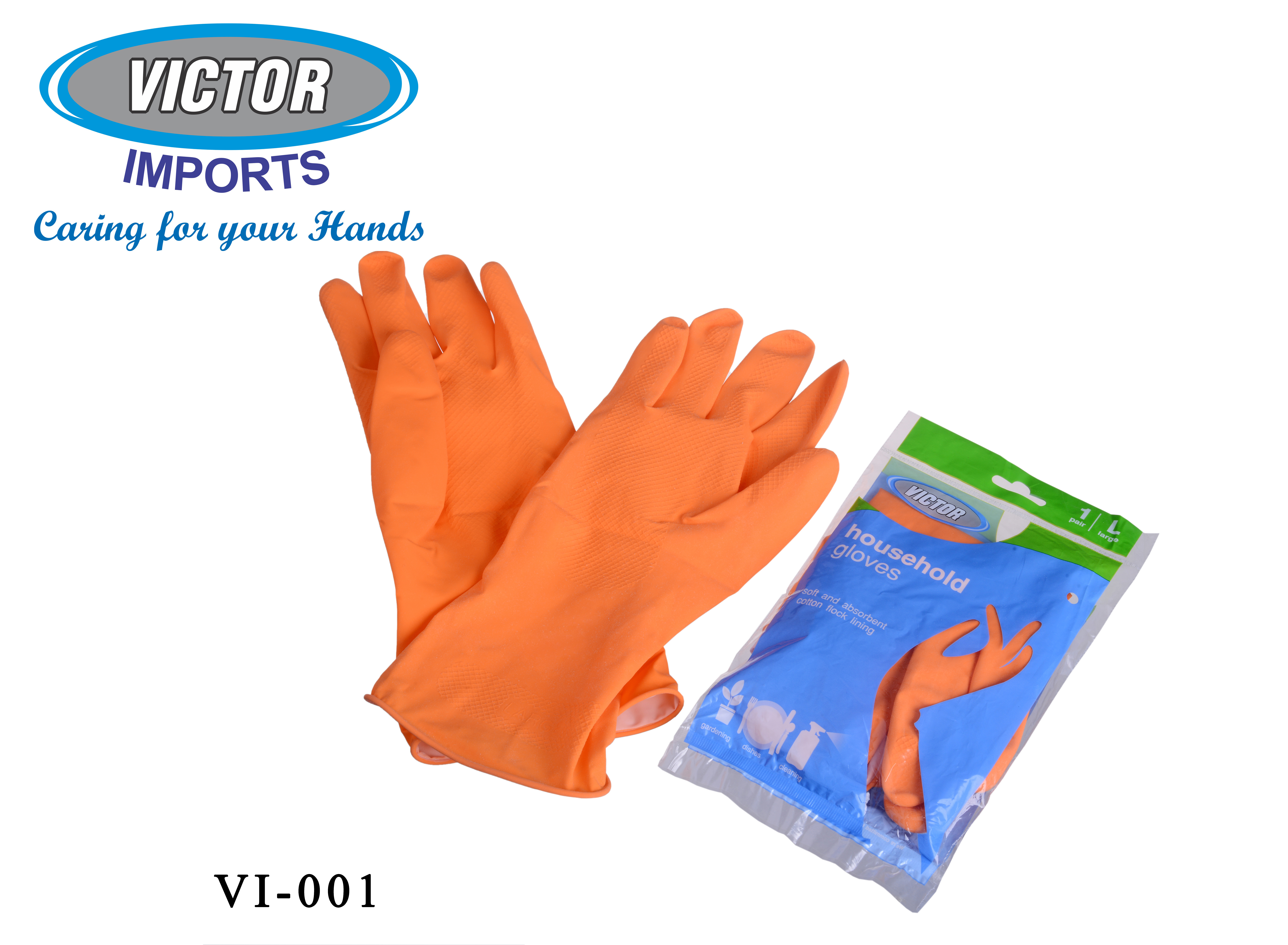 Rubber Kitchen Gloves