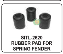 https://cpimg.tistatic.com/04884680/b/4/Rubber-Pad-For-Spring-Fender.jpg