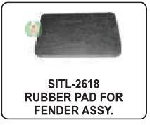 https://cpimg.tistatic.com/04884681/b/4/Rubber-Pad-For-Fender-Assy.jpg