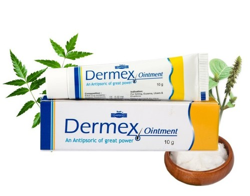 Dermex Plus Ointment (Antipsoric Ointment)
