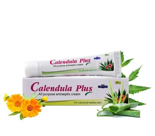 Calendula Plus Cream (Antiseptic Cream)