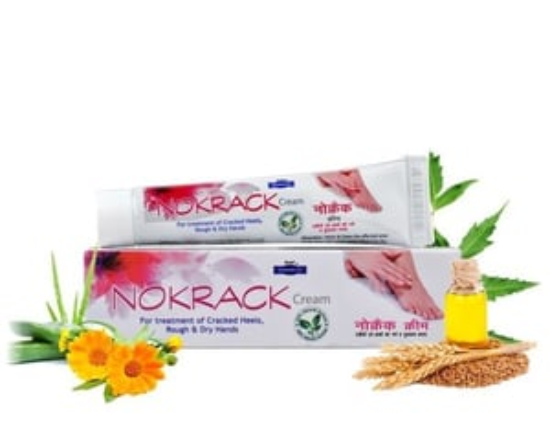 Nokrack Cream (Cracked Heels/Skin)