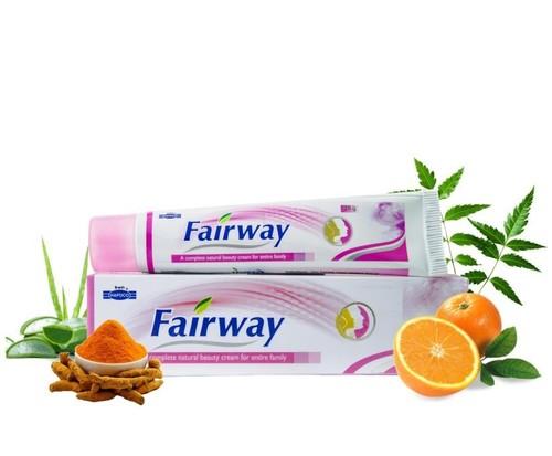 Fairway Cream (Beautiful And Healthy Skin)