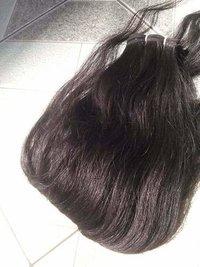 Virgin unprocessed natural hair