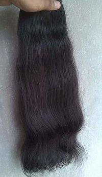 Virgin straight hair