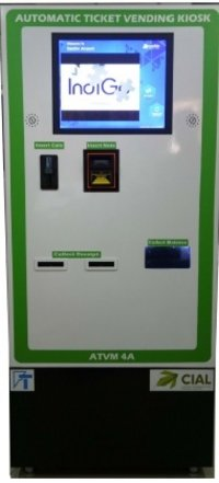 Automatic PC Based  Ticket Vending Machine