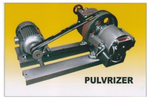 Lab Pulvrizer
