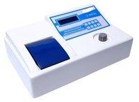 Microprocessor Spectrophotometer.