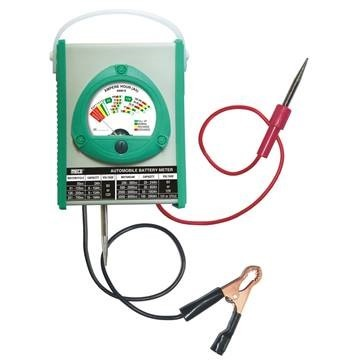 Portable Automatic Battery Tester.