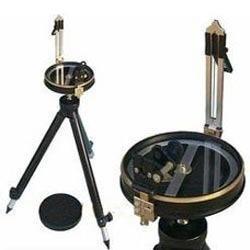 Black Prismatic Compass.