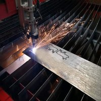 CNC Plasma Cutting Services