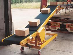 Truck Loading Unloading Conveyor Systems