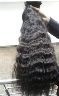 Raw virgin  curly hair