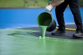 Chlorinated Rubber Base Paint