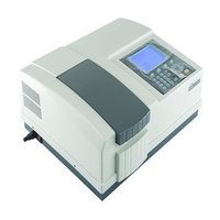 Microprocessor UV-VIS Double Beam Spectrophotometer