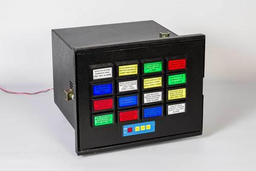 Microprocessor Based Alarm Annunciator Model ANA 2103