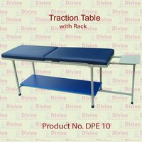 Traction Table with Rack