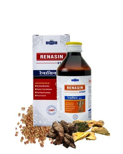 Renasin Syrup (Urinay Tract Infections)