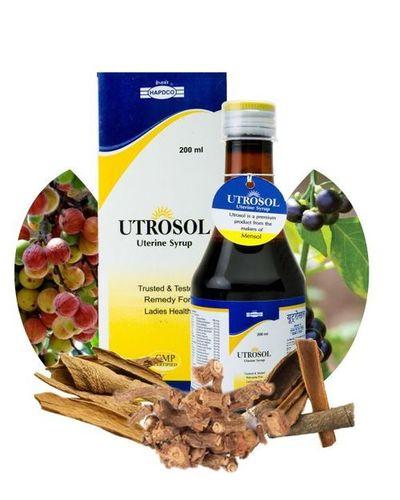 Utrosol Syrup (Uterine Tonic)