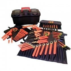 Electrical Insulated Tool Kit