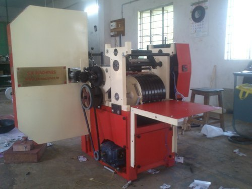 Basic Paper Cover Making Machine