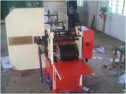 Paper Cover Making Machine for Super Market