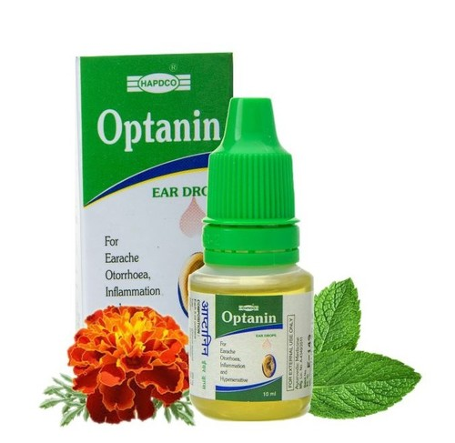 Optanin Ear Drops (Ear Disorders)