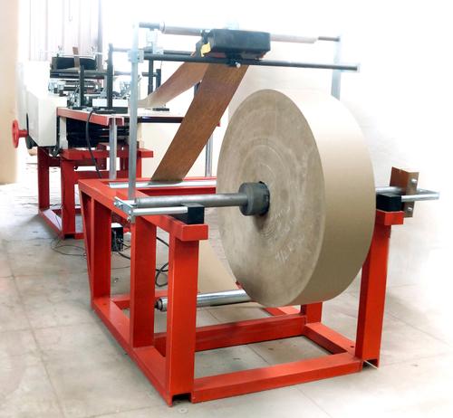 Textile Paper Cover Making Machine