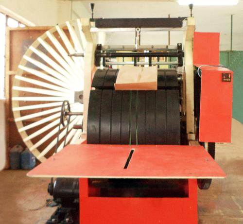 Satchel Cover Making Machine