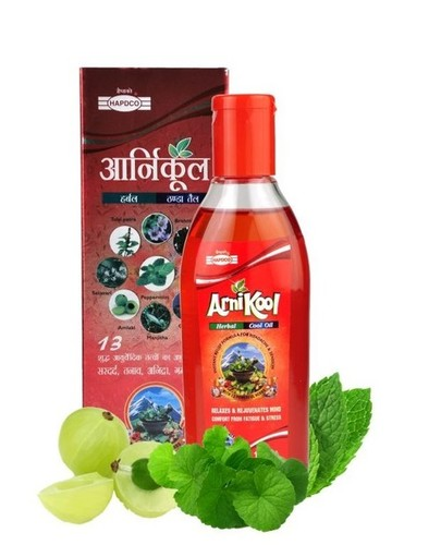 Arnikool Oil (Herbal Cool Oil)