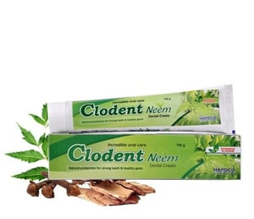 Clodent Neem (Dental Cream)