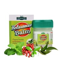 Relaxomuv Balm (Powerful Pain Reliever)