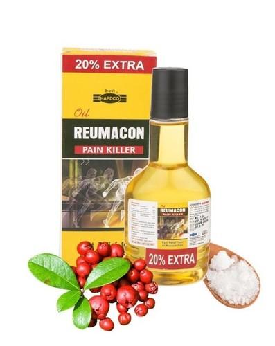 Reumacon Oil (Powerful Pain Oil)