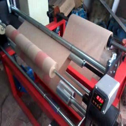 Paper Rewinding Machine