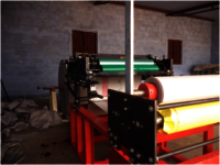 Festival Paper Printing Machine