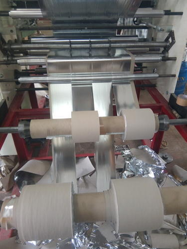 Dolla Roll Lamination Machine