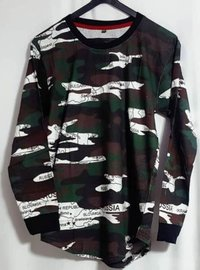 Camouflage T Shirts